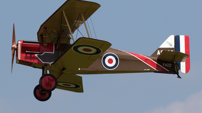 F-AZCY - Royal Aircraft Factory SE.5A Scout - Private
