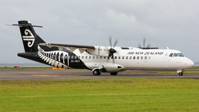 ZK-MCP - ATR 72-212A(500) - Air New Zealand