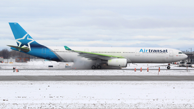 C-GCTS - Airbus A330-342 - Air Transat