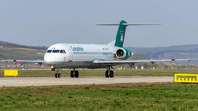 YR-FKA - Fokker 100 - Carpatair