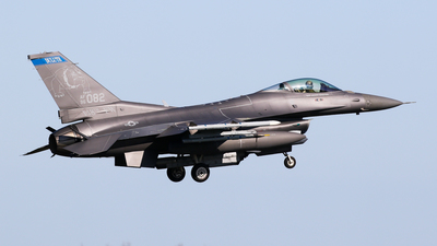 96-0082 - Lockheed Martin F-16CJ Fighting Falcon - United States - US Air Force (USAF)
