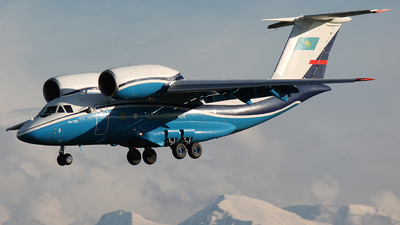 72850 - Antonov An-72P - Kazakhstan - Border Guard