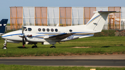 G-FSEU - Beechcraft B200 Super King Air - Private