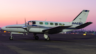 N441MD - Cessna 441 Conquest - Private