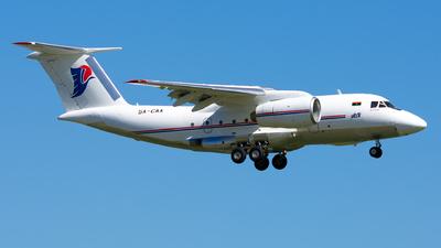 5A-CAA - Antonov An-74TK-300D - Libya - Directorate of Civil Aviation