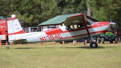 N1794C - Cessna 180 Skywagon - Private