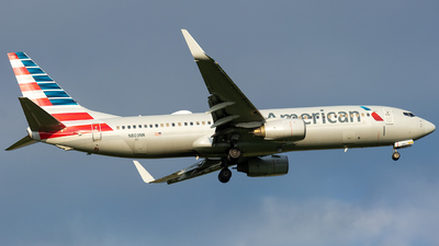 A picture of N803NN - Boeing 737823 - American Airlines - © Centex Spotter
