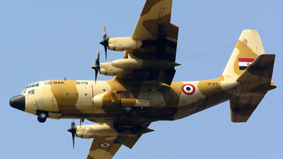 1279 - Lockheed C-130H Hercules - Egypt - Air Force
