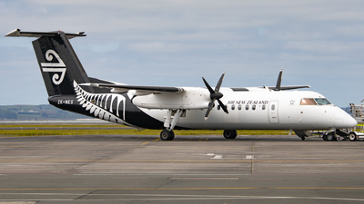 ZK-NES - Bombardier Dash 8-Q311 - Air New Zealand