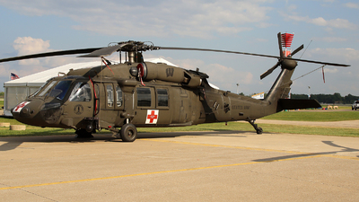 89-26127 - Sikorsky UH-60A Blackhawk - United States - US Army
