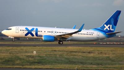F-HAXL - Boeing 737-8Q8 - XL Airways France