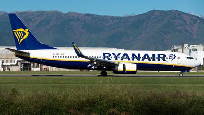EI-EBH - Boeing 737-8AS - Ryanair