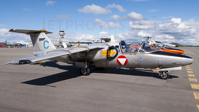 BC-33 - Saab 105ÖE - Austria - Air Force