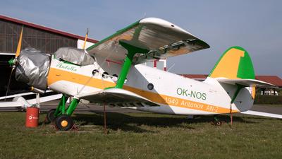 OK-NOS - PZL-Mielec An-2TP - Private