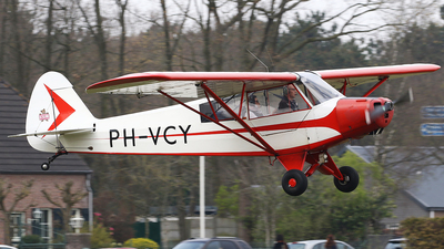 PH-VCY - Piper PA-18-95 Super Cub - Private