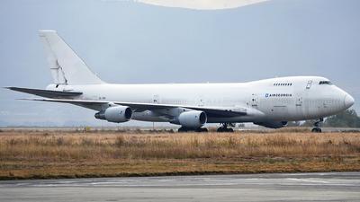 4L-GNK - Boeing 747-281B(SF) - Air Georgia