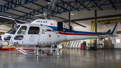PP-ESS - Eurocopter AS 355N Ecureuil 2 - Brazil - Government of Bahia State