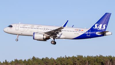 A picture of SERUA - Airbus A320251N - SAS - © Henrik Nilsson