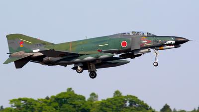 77-6392 - McDonnell Douglas RF-4EJ Kai - Japan - Air Self Defence Force (JASDF)