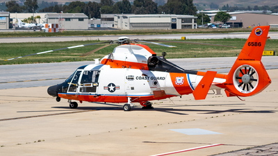 6586 - Aérospatiale HH-65 Dauphin - United States - US Coast Guard (USCG)