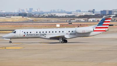 A picture of N844AE - Embraer ERJ140LR - [145682] - © Hudson Garber