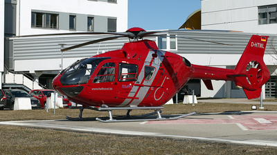 D-HTML - Eurocopter EC 135P2+ - HTM Helicopter Travel Munich