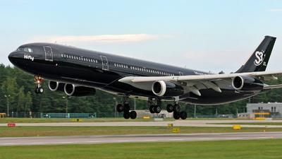 9H-TQM - Airbus A340-313X - Hifly Malta