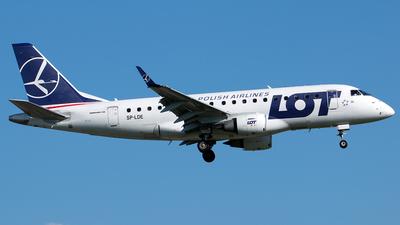 A picture of SPLDE - Embraer E170STD - LOT - © Lennart Boettcher