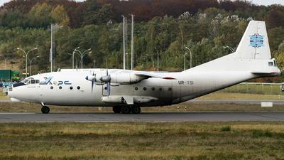 UR-TSI - Antonov An-12BP - Khors Aircompany