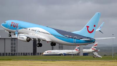 G-TAWJ - Boeing 737-8K5 - TUI