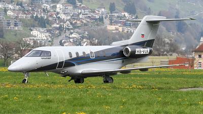 HB-VUK - Pilatus PC-24 - Pilatus Aircraft