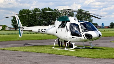 G-JOZI - Aérospatiale AS 350B Ecureuil - Private