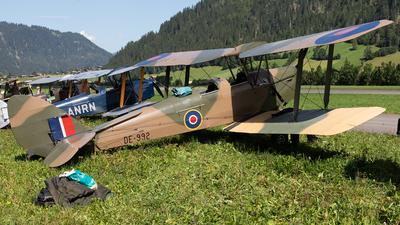 A picture of GAXXV - De Havilland DH82 Tiger Moth - [85852] - © Alexandre Fazan