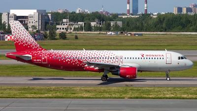 A picture of VQBFM - Airbus A320214 - Rossiya - © Ivan Goreza