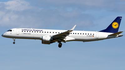 D-AEMD - Embraer 190-200LR - Lufthansa Regional (CityLine)