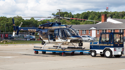 N18SP - Bell 407 - United States - New York State Police