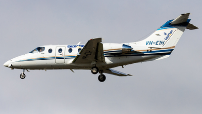 VH-EIH - Raytheon Hawker 400XP - Careflight