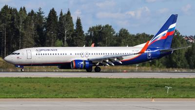 VQ-BWE - Boeing 737-8LJ - Aeroflot