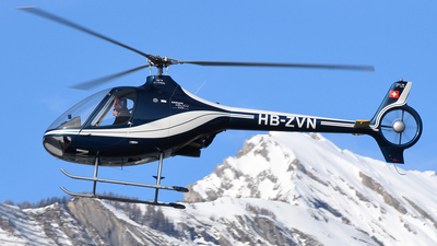 HB-ZVN - Guimbal Cabri G2 - Heli Alps