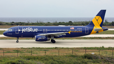 N775JB - Airbus A320-232 - jetBlue Airways