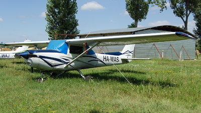 HA-WAS - Cessna 152 II - Private