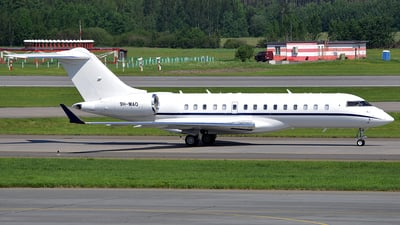 9H-MAO - Bombardier BD-700-1A10 Global 6000 - Private