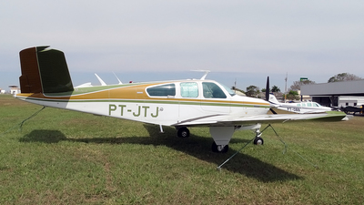 PT-JTJ - Beechcraft V35B Bonanza - Private