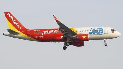 VN-A675 - Airbus A320-214 - VietJet Air