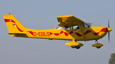 D-EBLS - Reims-Cessna FR172G Reims Rocket - Private