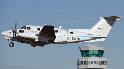 N4047C - Beechcraft 200 Super King Air - Private