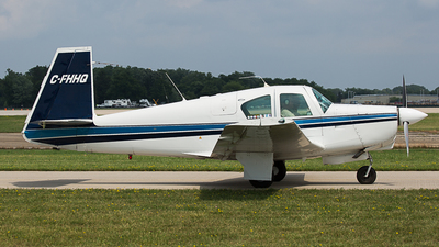 C-FHHQ - Mooney M20E - Private