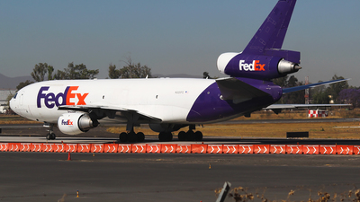A picture of N320FE - McDonnell Douglas MD1030F - FedEx - © Alejandro Aceves