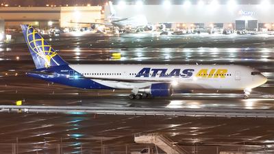 N642GT - Boeing 767-3Y0(ER) - Atlas Air