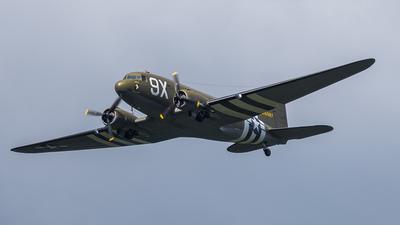 N150D - Douglas C-47B Skytrain - Private